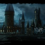 Hogwarts Wallpaper from Harry Potter and the Deathly Hallows: Part 2 The Video Game