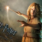 Molly Wallpaper from Harry Potter and the Deathly Hallows: Part 2 The Video Game