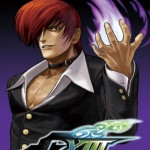 King of Fighters XIII Iori With Flames Character Artwork DLC