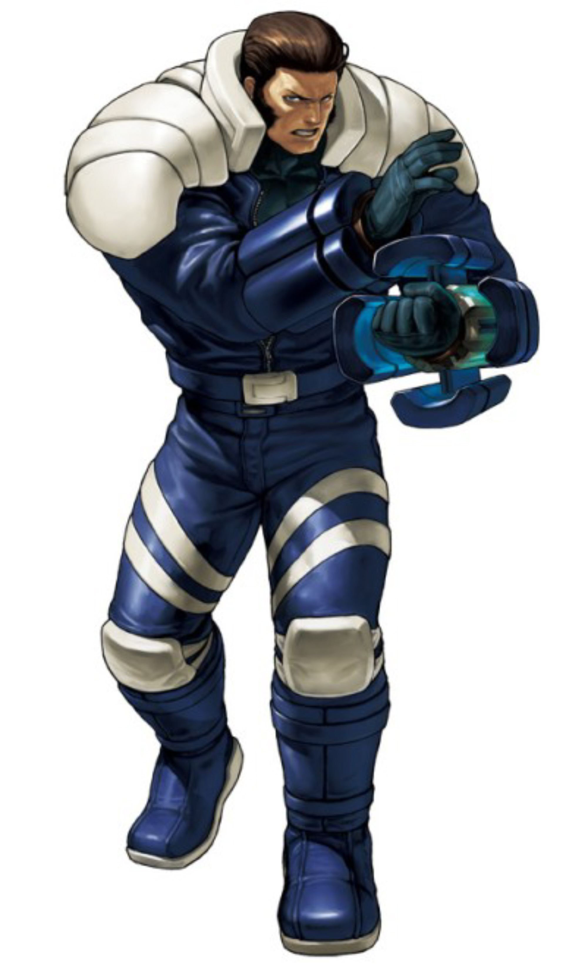 King of fighters xiii maxima character artwork - King of fighters characters pictures ...