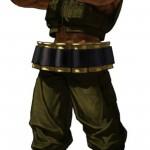 King of Fighters XIII Ralf Jones Character Artwork