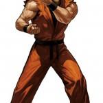 King of Fighters XIII Ryo Sakazaki Character Artwork