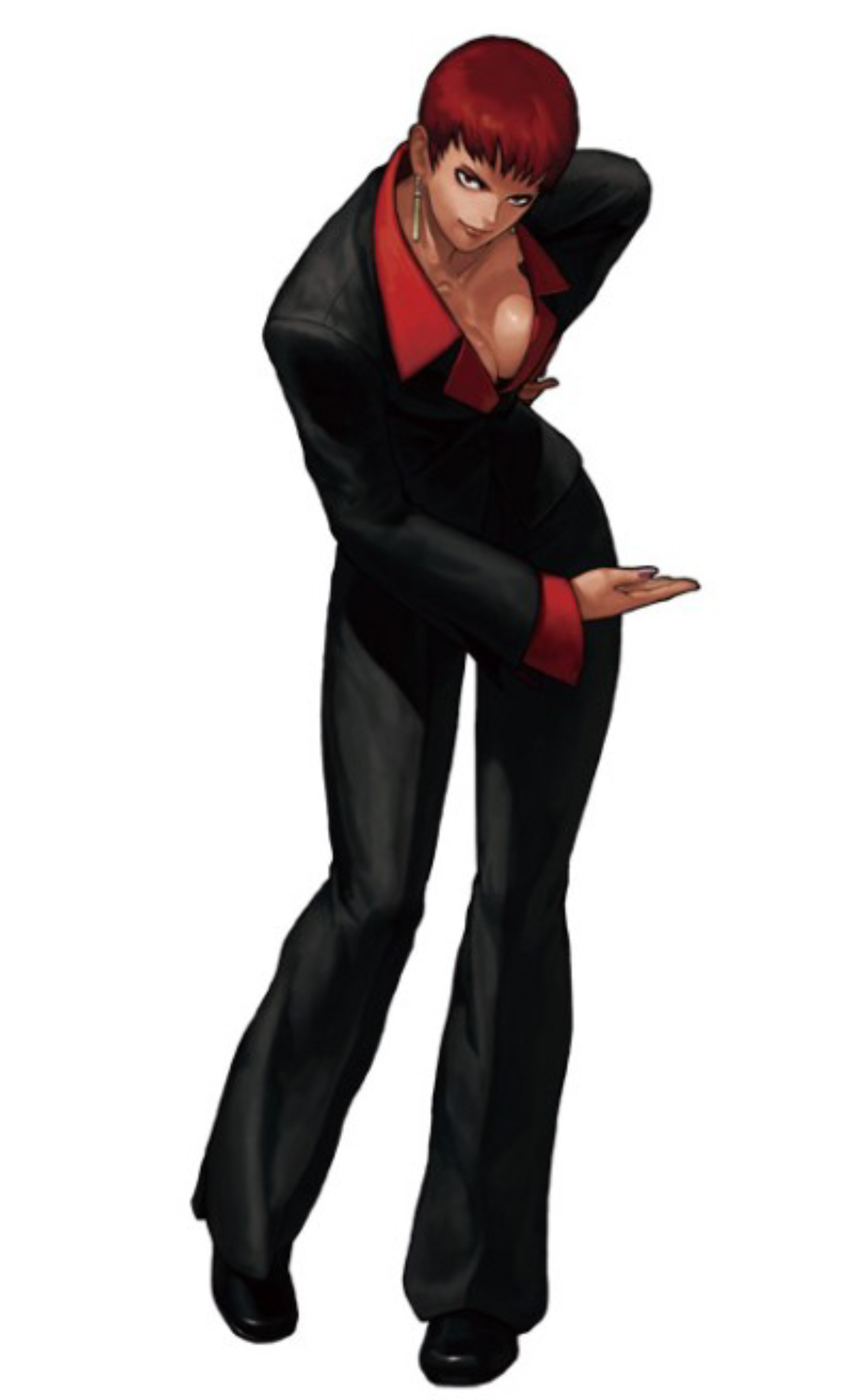 King Of Fighters Xiii Vice Character Artwork