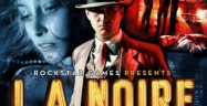 L.A. Noire box art. Best-selling game of June 2011 in USA