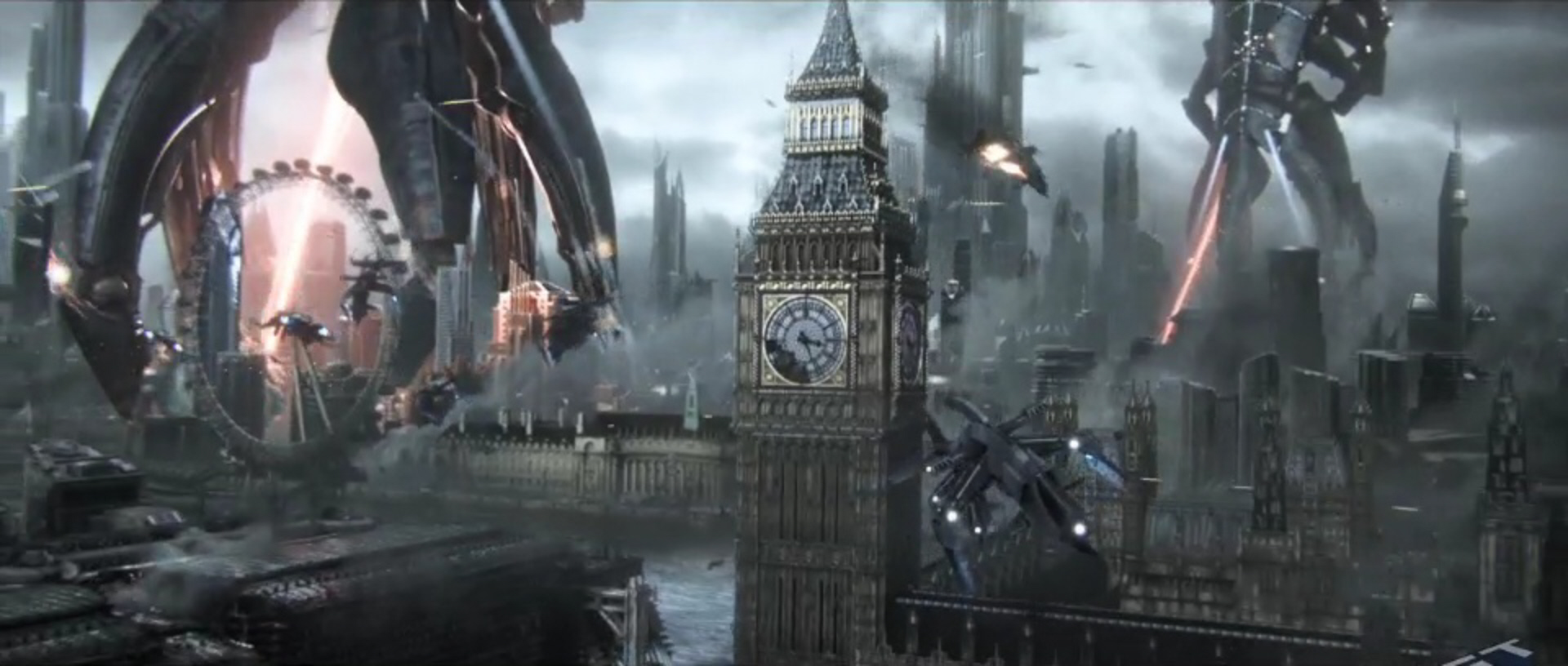 Mass Effect 3 Wallpaper Big Ben Still Ticks