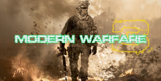 Modern Warfare 3 Wallpaper HD