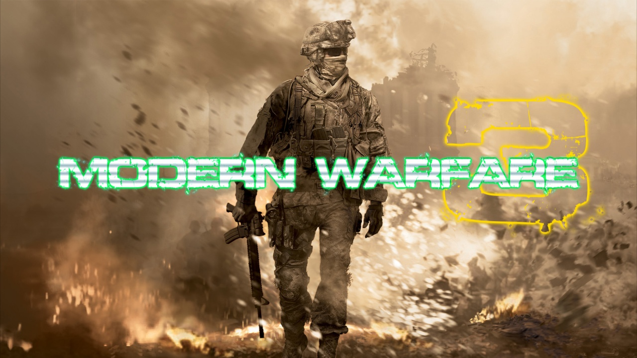 Modern Warfare 3 Wallpaper Hd Video Games Blogger
