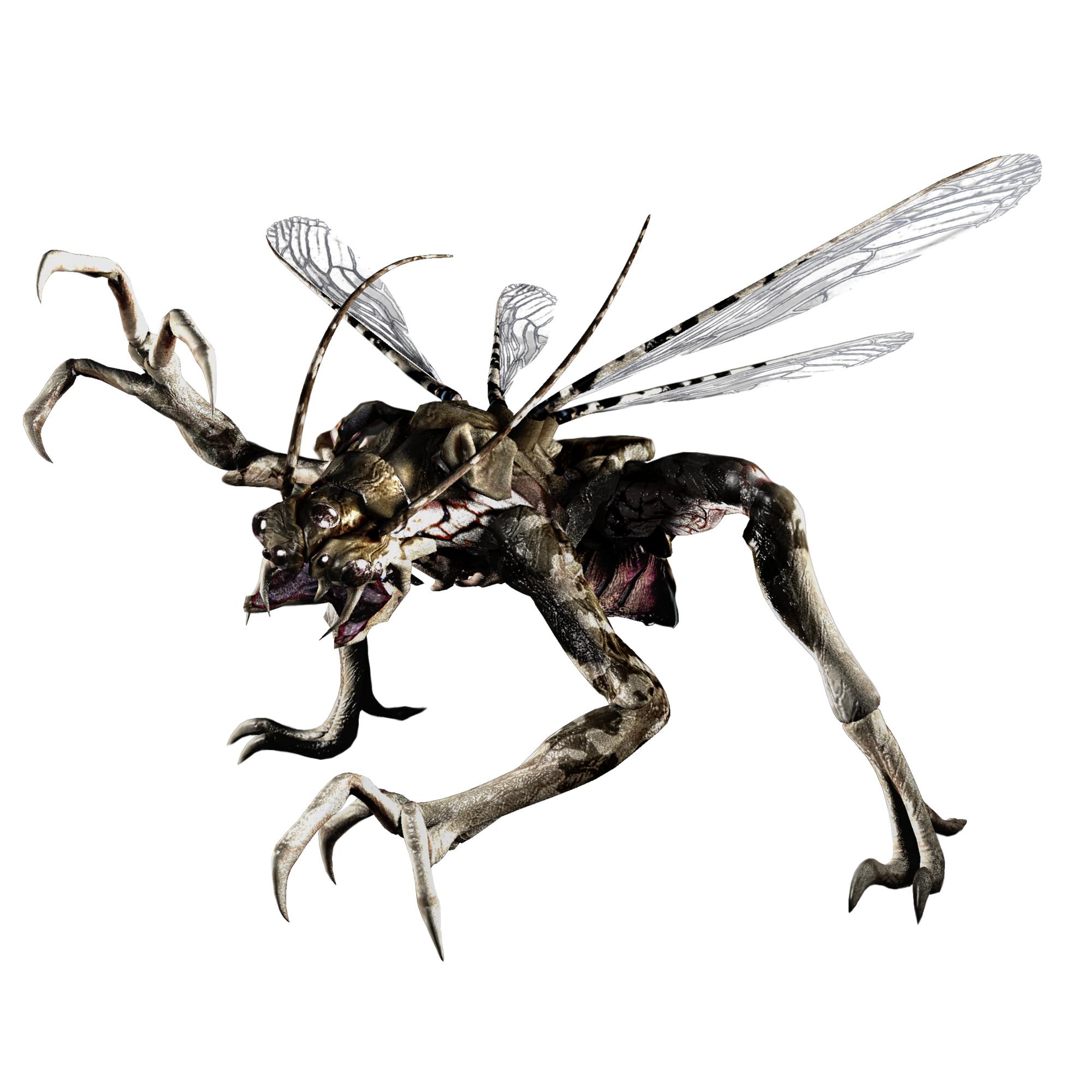 resident-evil-4-artwork-novistador-flying-insect