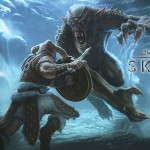 Skyrim Wallpaper Beast