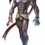 Soul Calibur 5 Algol Artwork