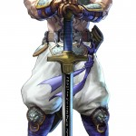 Soul Calibur 5 Edge Master Artwork