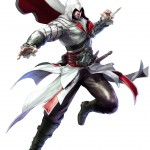 Soul Calibur 5 Ezio Artwork