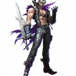 Soul Calibur 5, new character Zwei art