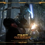 Star Wars: The Old Republic Wallpaper Jedi Fight