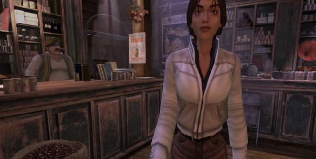 Syberia Kate Walker Screenshot