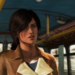 Uncharted 3 Wallpaper Chloe In-Game