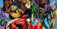 Zelda: Majora's Mask artwork