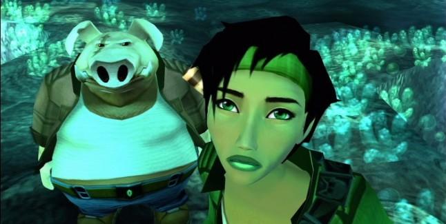 Beyond Good and Evil HD Jade and Pey'j