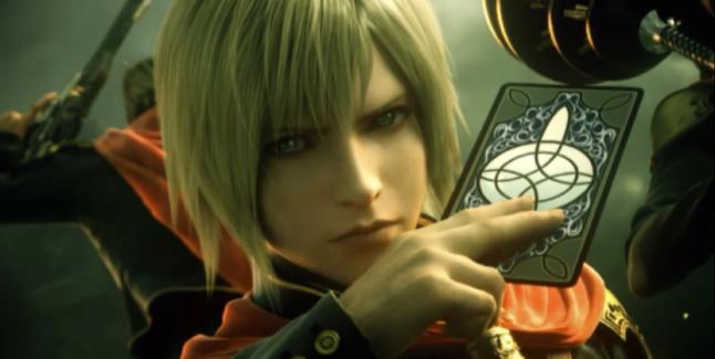 Final Fantasy Type 0 Screenshot