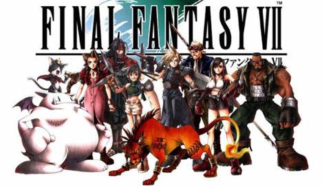 Final Fantasy VII Cast Image