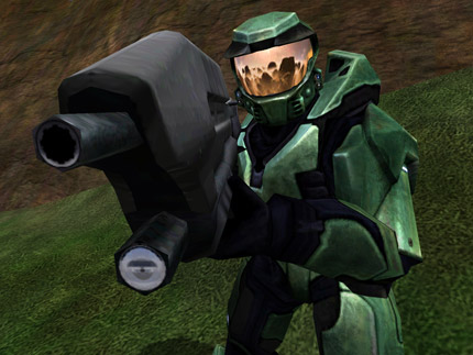 Halo Combat Evolved Screenshot