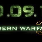 Modern Warfare 3 Promo Logo