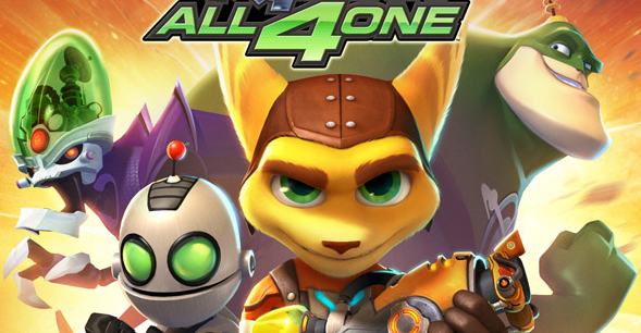 ratchet and clank ps4 weapons list
