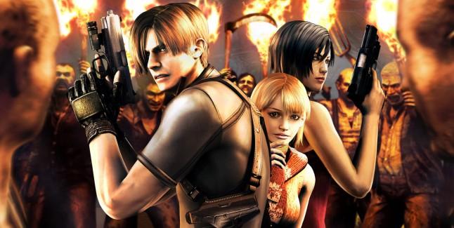 Resident Evil 4 Promo Image