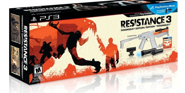 Resistance 3 Collector's Edition