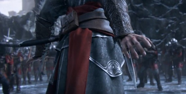 Assassin's Creed: Revelations Screenshot - Hidden Blade of Death