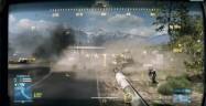 Battlefield 3 Screenshot - Tanks In Action