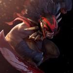 DOTA 2 Bloodseeker Art