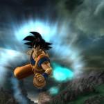Dragon Ball Z: Ultimate Tenkaichi Fly the Skies Wallpaper