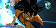 Dragon Ball Z: Ultimate Tenkaichi Goku Power Wallpaper