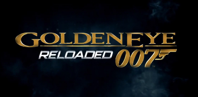 GoldenEye 007: Reloaded Logo Artwork