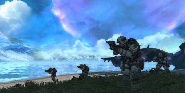 Halo Combat Evolved Anniversary Edition Screenshot