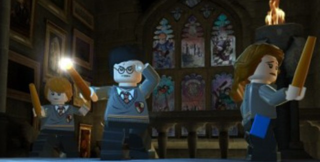 Lego Harry Potter: Years 5-7 Characters List Screenshot