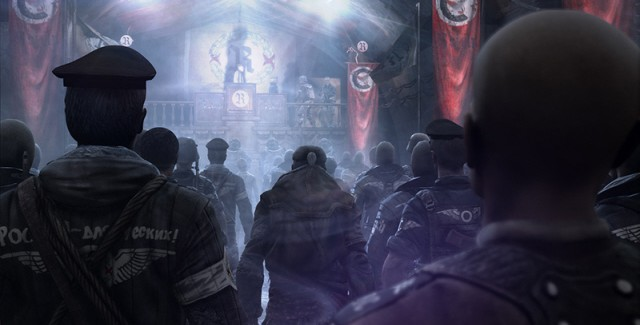 Metro: Last Light Hordes Screenshot