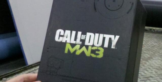 Modern Warfare 3 Collector's Edition Box Artwork of Hardened Edition