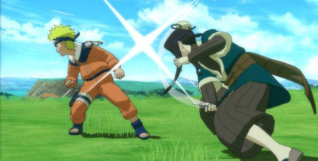 Naruto Shippuden Ultimate Ninja Storm Generations Screenshot for Characters List