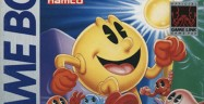 Pac-Man Game Boy boxart