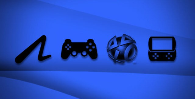 PlayStation Network PS3 & PSP logos