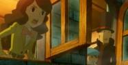 Professor Layton and the Last Specter Movie Scene Screenshot