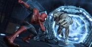 Spider-Man: Edge of Time Battle Screenshot