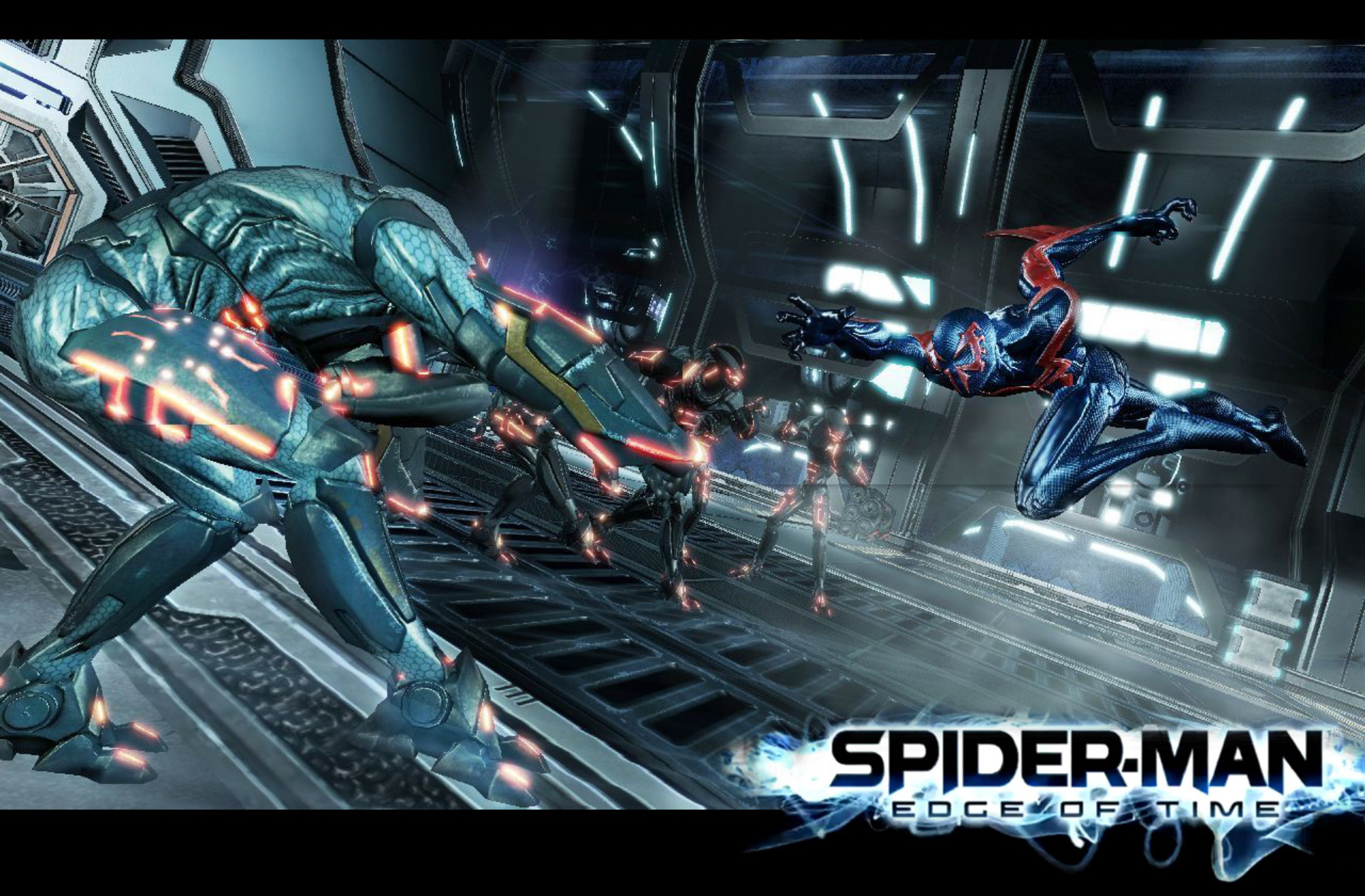 10 Best Spider Man 2099 Wallpaper Full Hd 1080p For Pc: Spider-Man: Edge Of Time 2099 Wallpaper