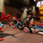 Spider-Man: Edge of Time Spider-Men Wallpaper
