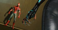 Spider-Man: Edge of Time Stand Off Wallpaper