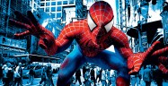 Spiderman Edge of Time Promo Image