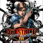 Street Fighter 3 Character List Third Strike Online Edition Box Art