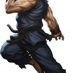 Street Fighter 3 Online Edition Akuma Characters List Artwork